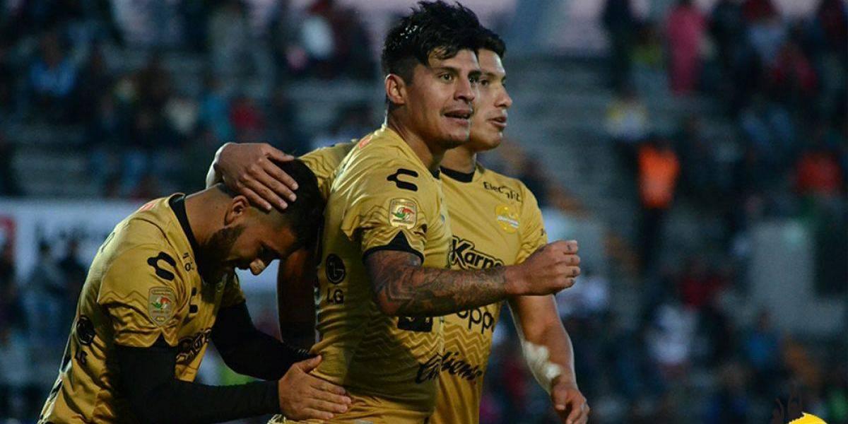 """Un """"mexicano"""" Patricio Rubio recordó los tiempos con Ronaldinho en Querétaro"""