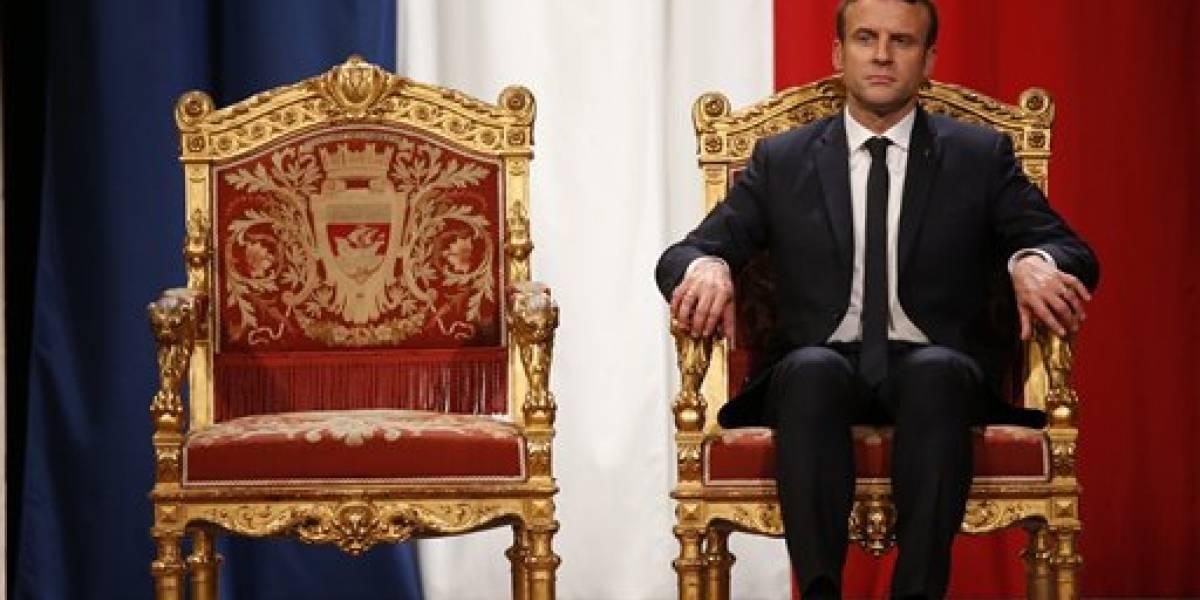 Macron nombra primer ministro y visita a Merkel