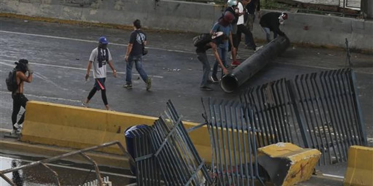 Venezuela: oposición toma vías para intensificar protestas