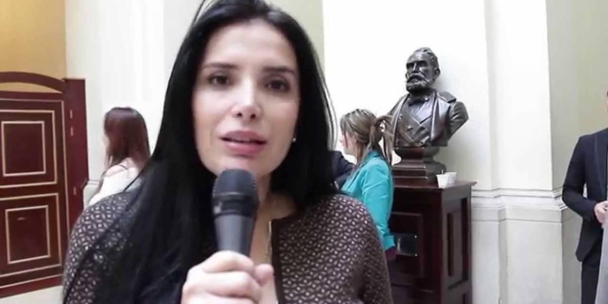 Denuncian agresión de la congresista Aida Merlano a empleados de Avianca en El Dorado