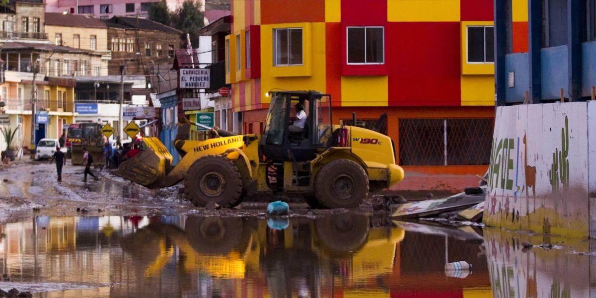 Extienden y amplían decreto de zona de catástrofe en Región de Atacama