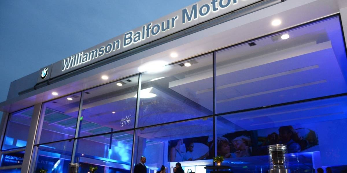 BMW reinaugura su showroom en Viña