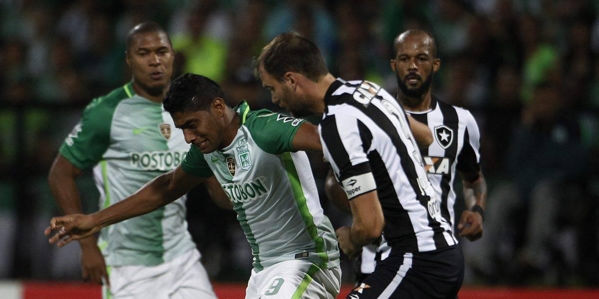 Nacional ya está en Brasil para jugarse la vida en la Libertadores, ante Botafogo