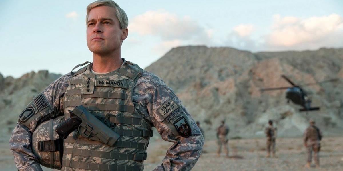 Brad Pitt pide recapacitar sobre la guerra de Afganistán