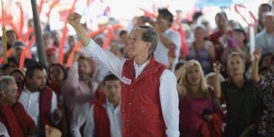 Del Mazo pide a mexiquenses votar como lo hicieron por Peña y Eruviel