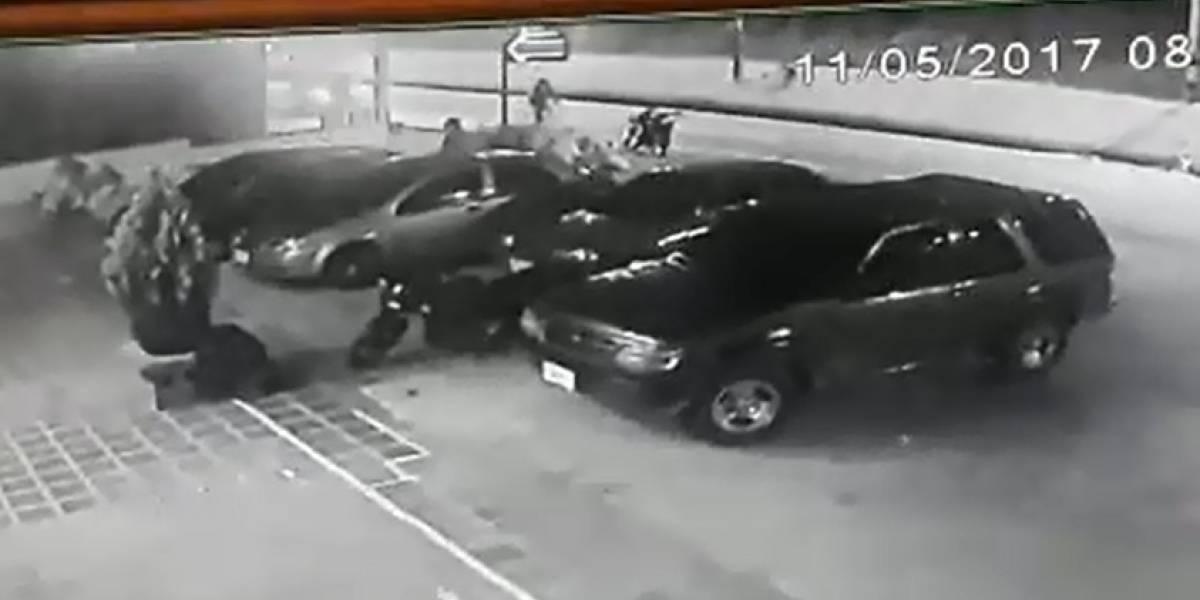 Se busca al conductor que atropelló a ciclista en la Autopista Medellín – Bogotá