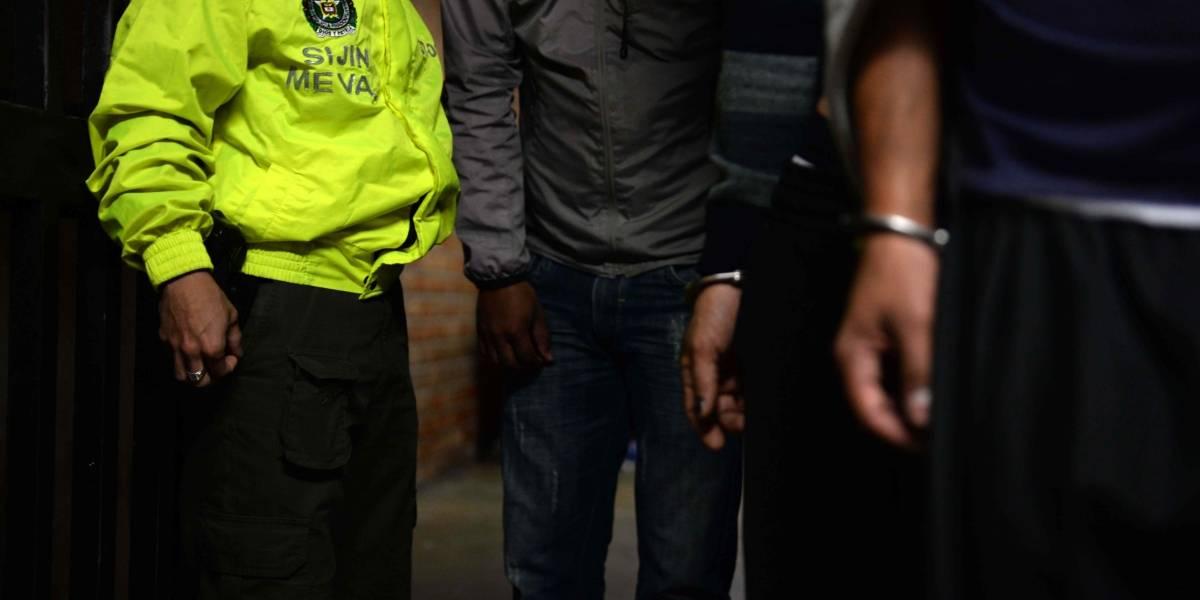 Capturaron a presuntos secuestradores de la esposa de jugador de fútbol profesional