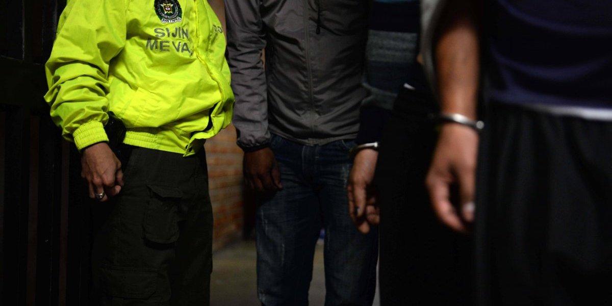 Así trabajaban uniformados de la Policía para bandas criminales