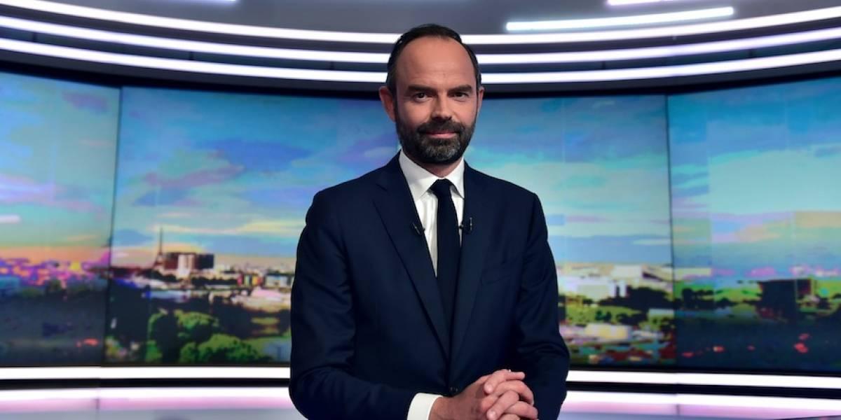 Macron nombra primer ministro al conservador moderado Edouard Philippe