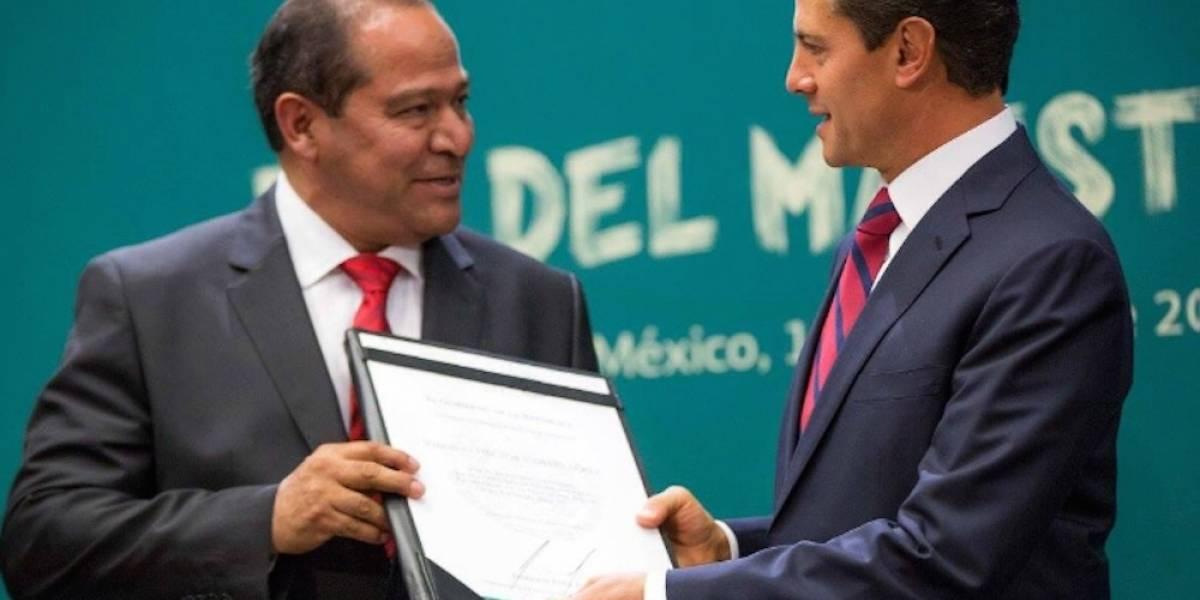 Busca Peña Nieto cerrar sexenio con 33 mil 700 escuelas rehabilitadas