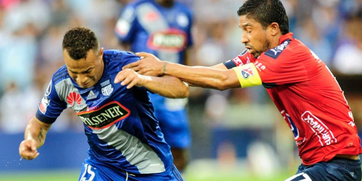 Medellín debe ganarle a Emelec para asegurarse en los octavos de Libertadores