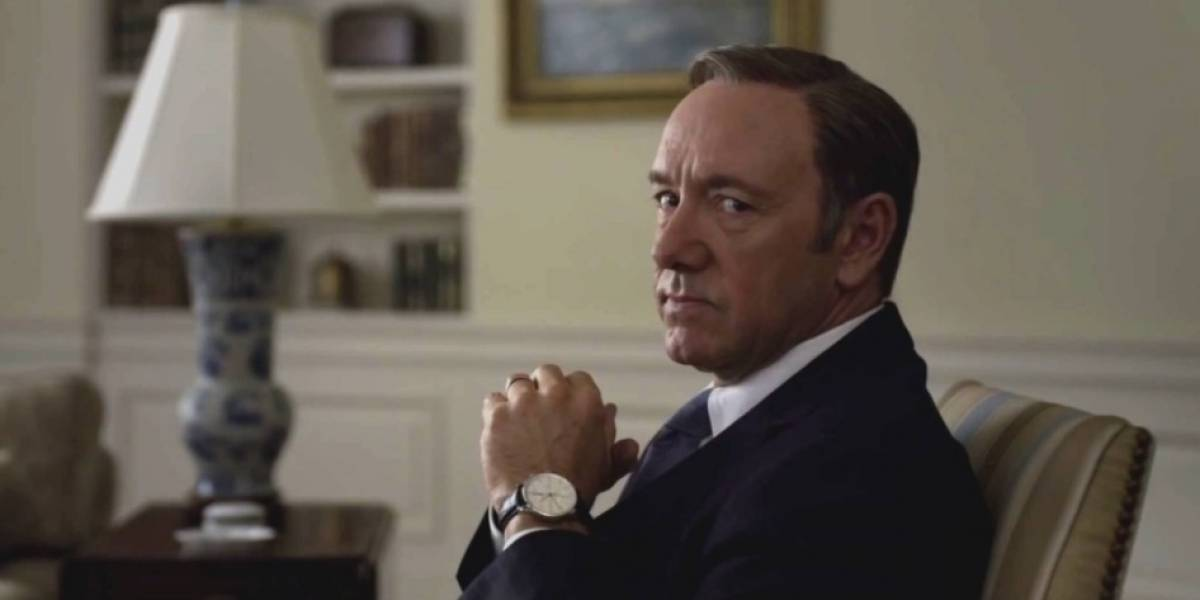 Netflix cancelará House of Cards tras acusaciones contra Kevin Spacey
