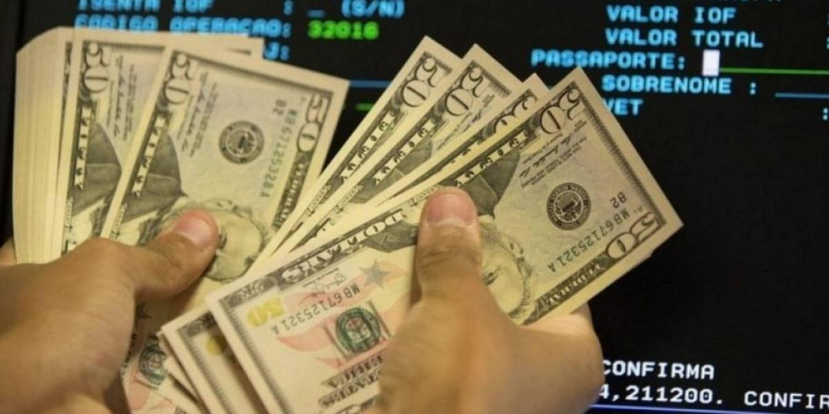 ¡A comprar en el exterior! El precio del dólar bajó