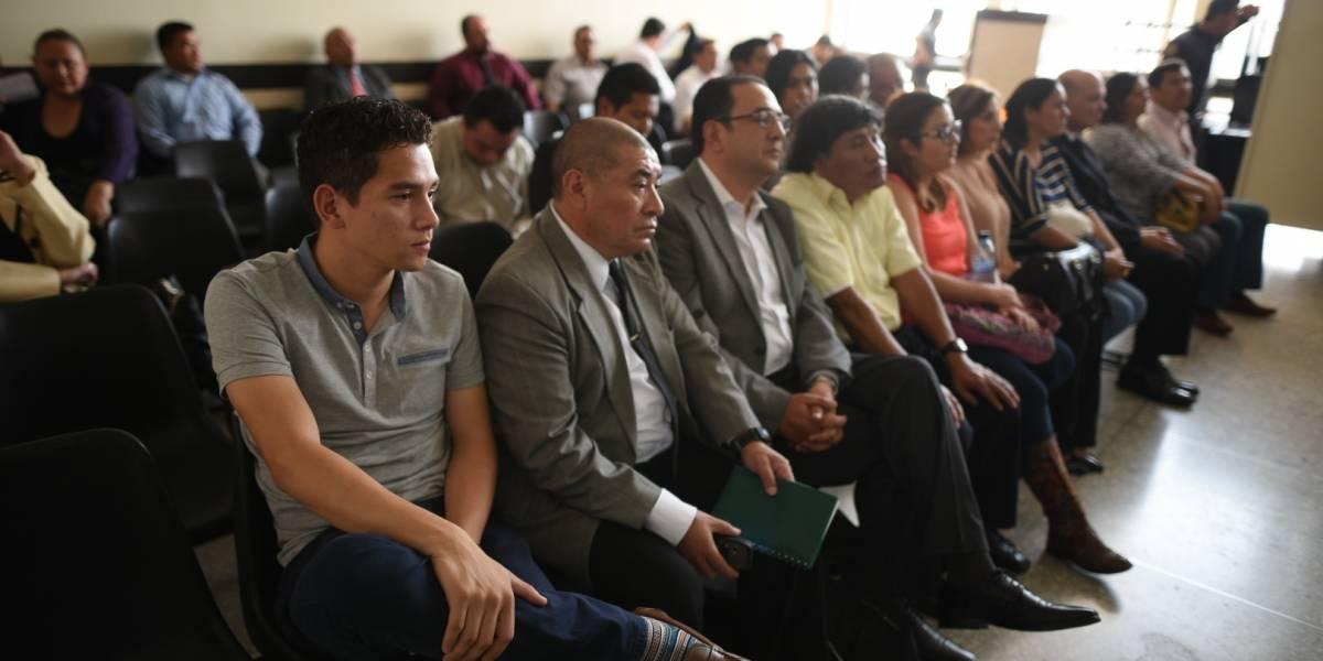 Los Morales piden retirar a la CICIG de la acusación