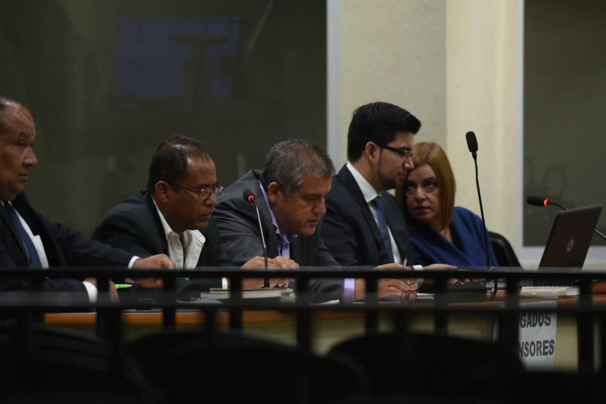 Tres exfuncionarios han sido vinculados al caso Hogar Seguro. Edwin Bercián