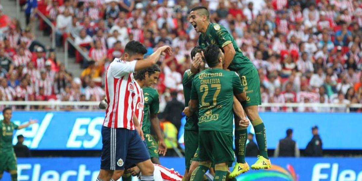 Chivas tiene más de 10 años sin ganar una semifinal
