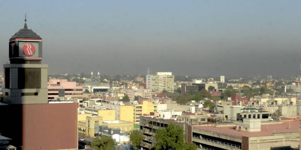 Activan fase I de contingencia ambiental en Zona Metropolitana del Valle de México