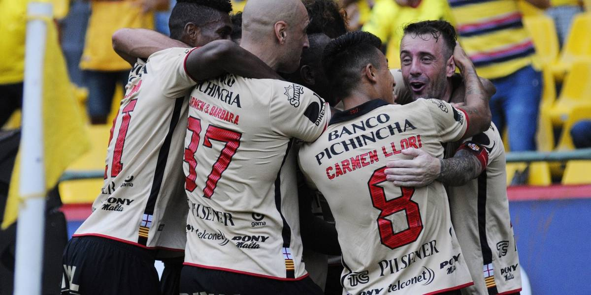 Barcelona SC llegó a las 1000 victorias