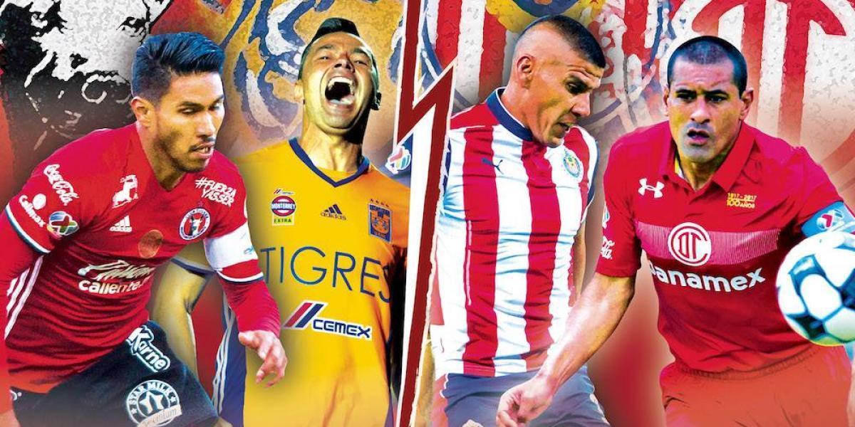 La fiesta continúa con las semifinales de la Liga MX ¡Así se jugarán!