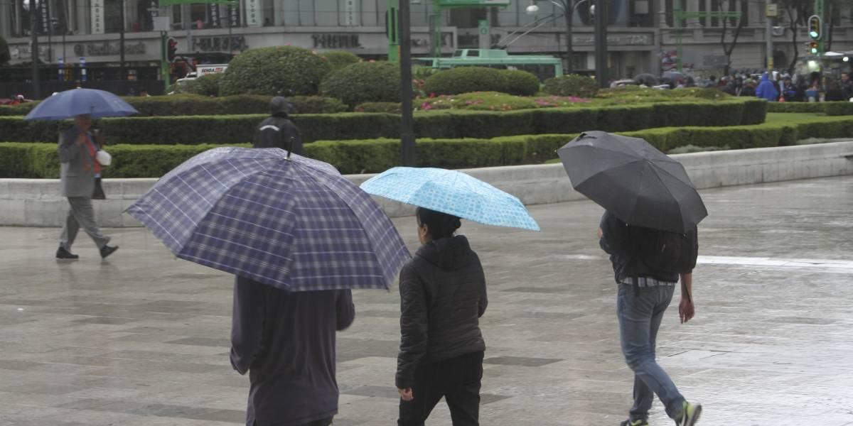 Se esperan tormentas muy fuertes en gran parte del país