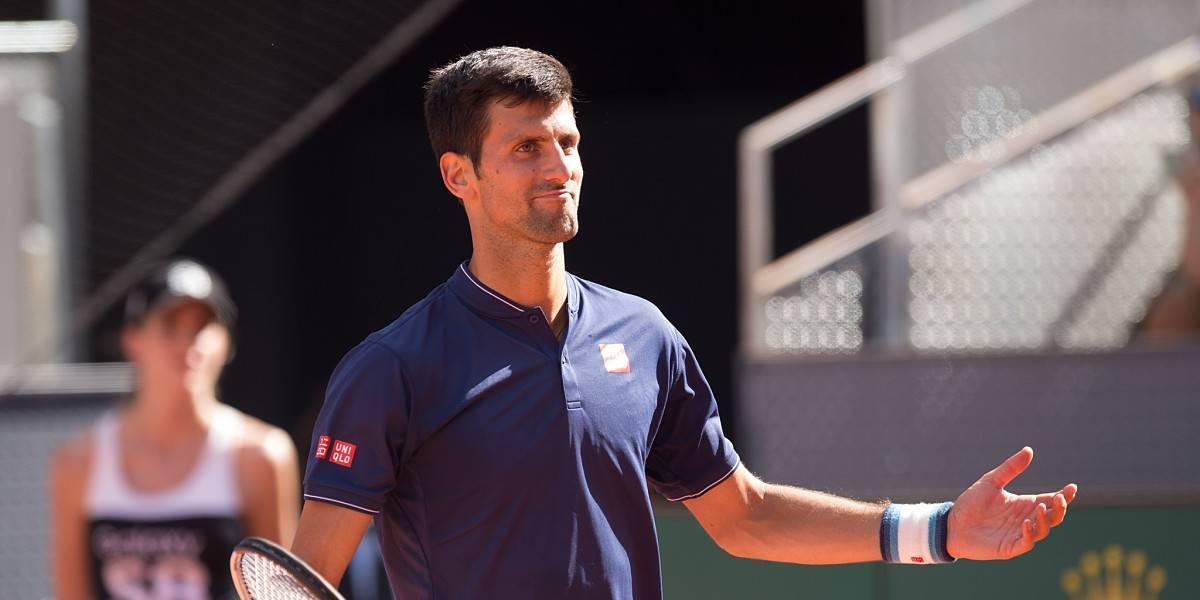 ¿Qué le pasa a Novak Djokovic? El serbio no tiene su mejor año