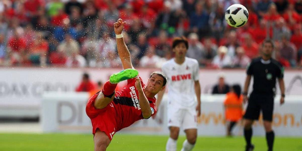 Futuro de Chicharito Hernández con el Leverkusen es incierto