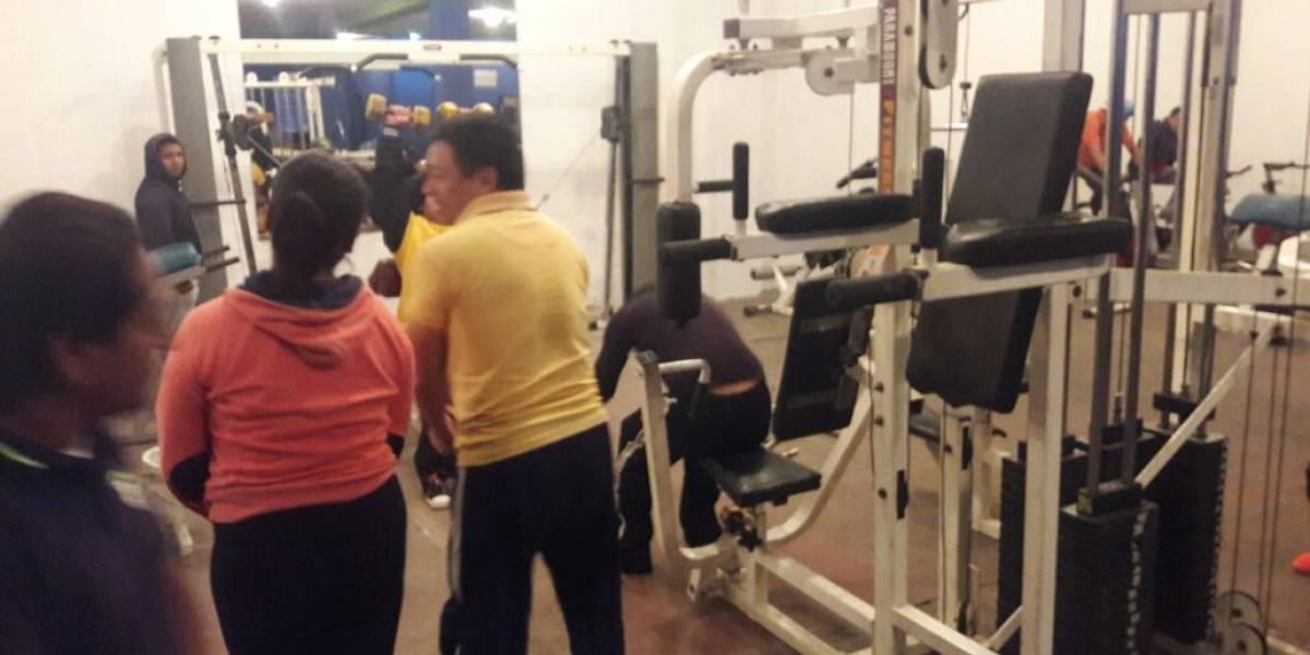 Municipalidad de Mixco inaugura dos gimnasios que ofrecerán servicio gratuito