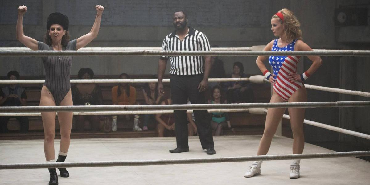 """GLOW"": la nueva serie de Netflix que retrata la lucha libre femenina"