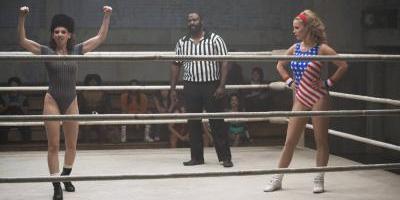 GLOW, trailer de la serie de Netflix sobre lucha libre femenil