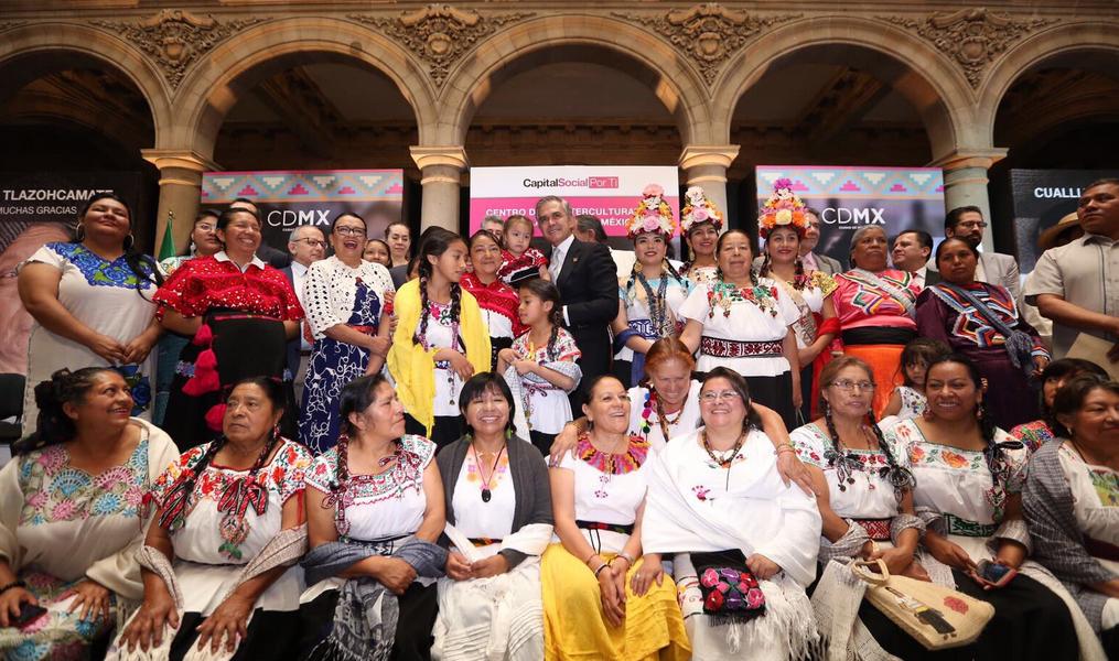 La Ciudad de México tendrá centro cultural indígena