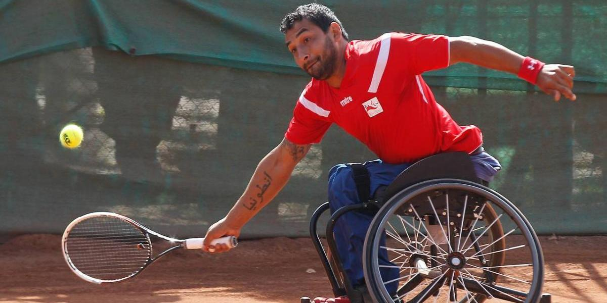 Robinson Méndez anuncia su retiro del tenis paralímpico con emotiva carta