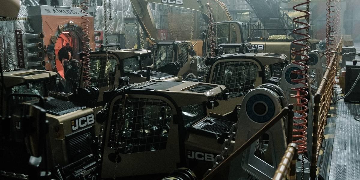 La maquinaria del futuro se toma Alien: Covenant