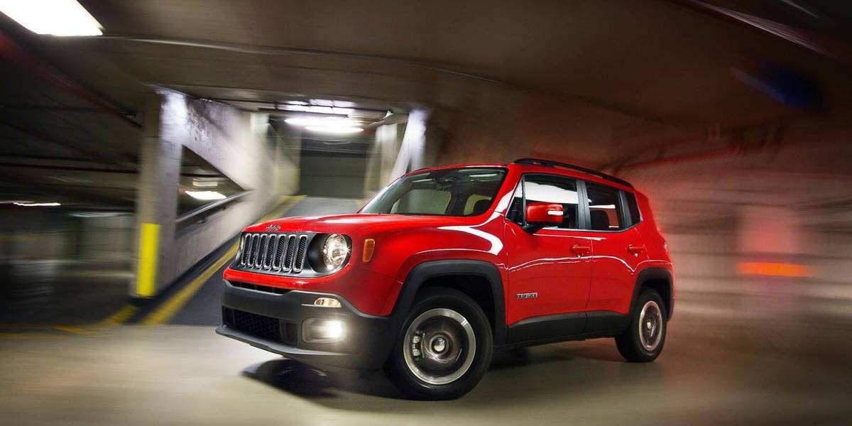 Renegade un Jeep como ningún otro