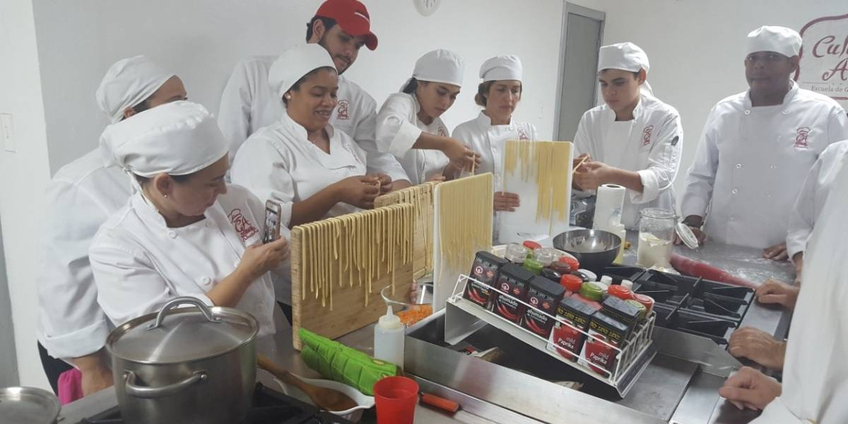 """Escuela de gastronomía """"Culinary Art""""  inicia ciclo de diplomados especializados"""