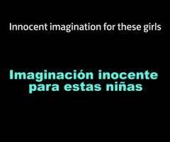 Campaña contra la prostitución infantil causa polémica por mostrar a niñas con juguetes sexuales
