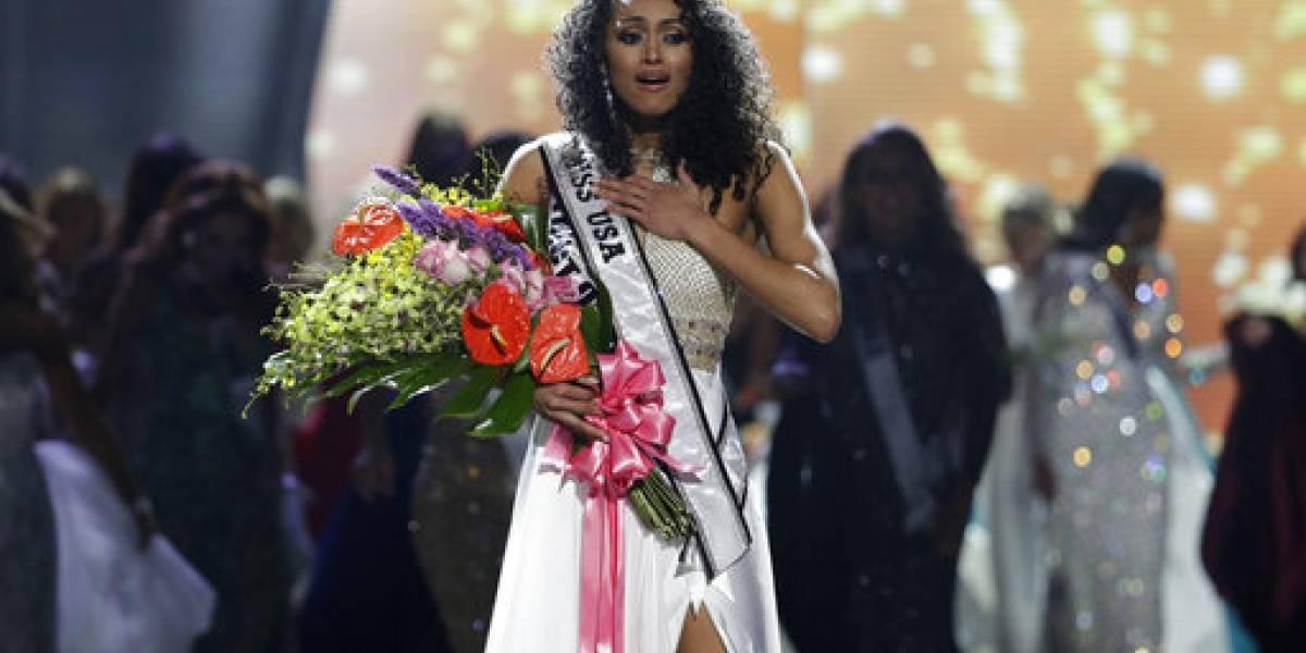 Una científica italiana del gobierno es la nueva Miss USA