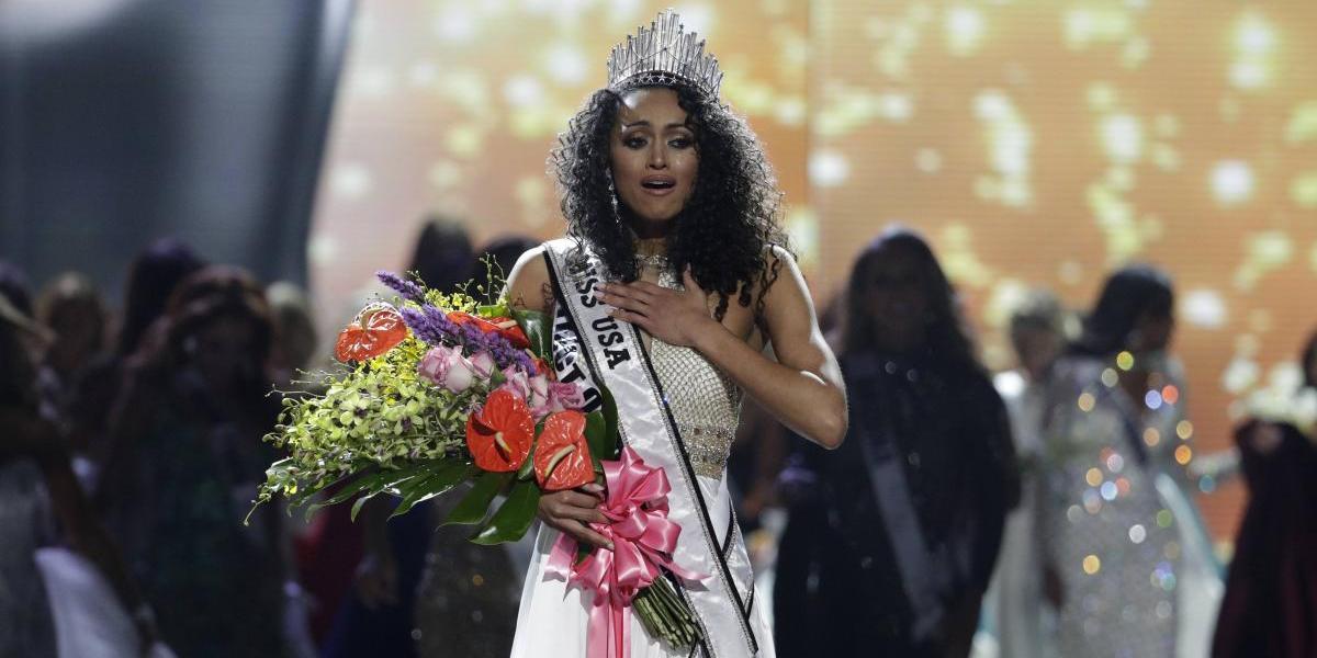 Miss USA causa controversia por expresiones sobre seguro médico