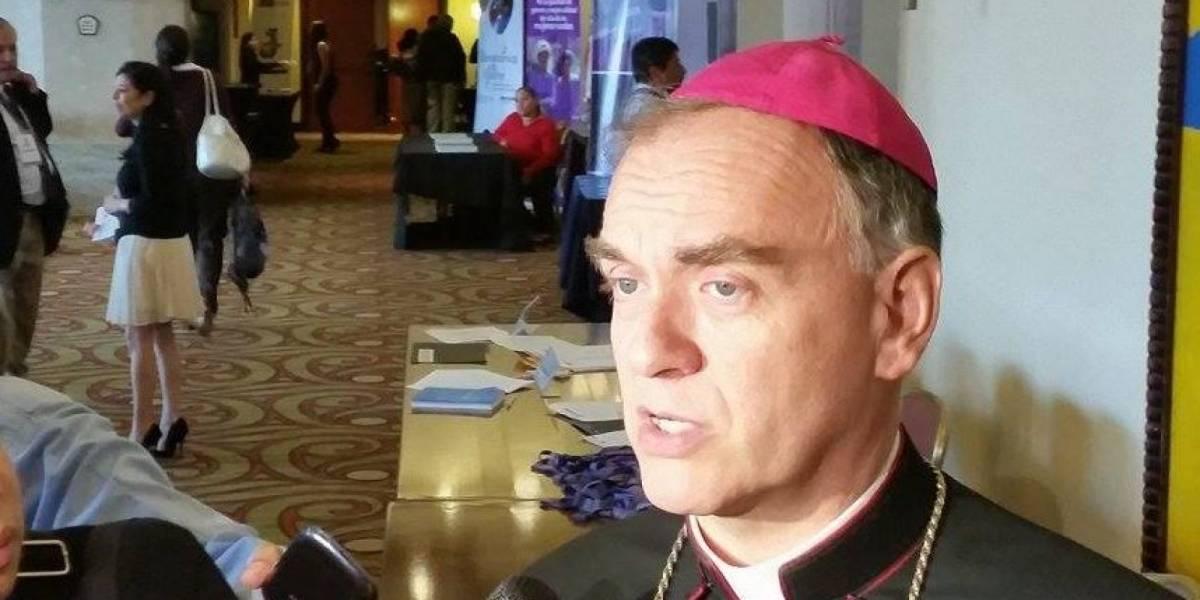 Nuncio Apostólico reiterará invitación al Papa Francisco para que visite Guatemala