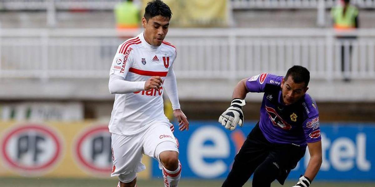La implacable estadística victoriosa de la U sobre San Luis en el torneo nacional
