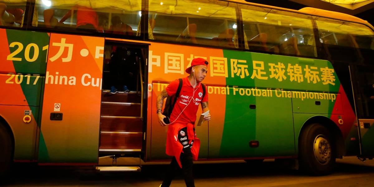 """""""El orgullo de Chile"""": El eslogan que representará a la Roja en la Copa Confederaciones"""