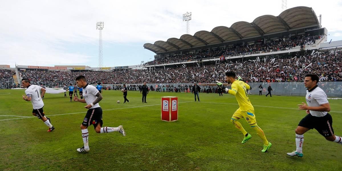 No aguantaron la presión: Colo Colo no ganó ninguno de los partidos que llenó el Monumental