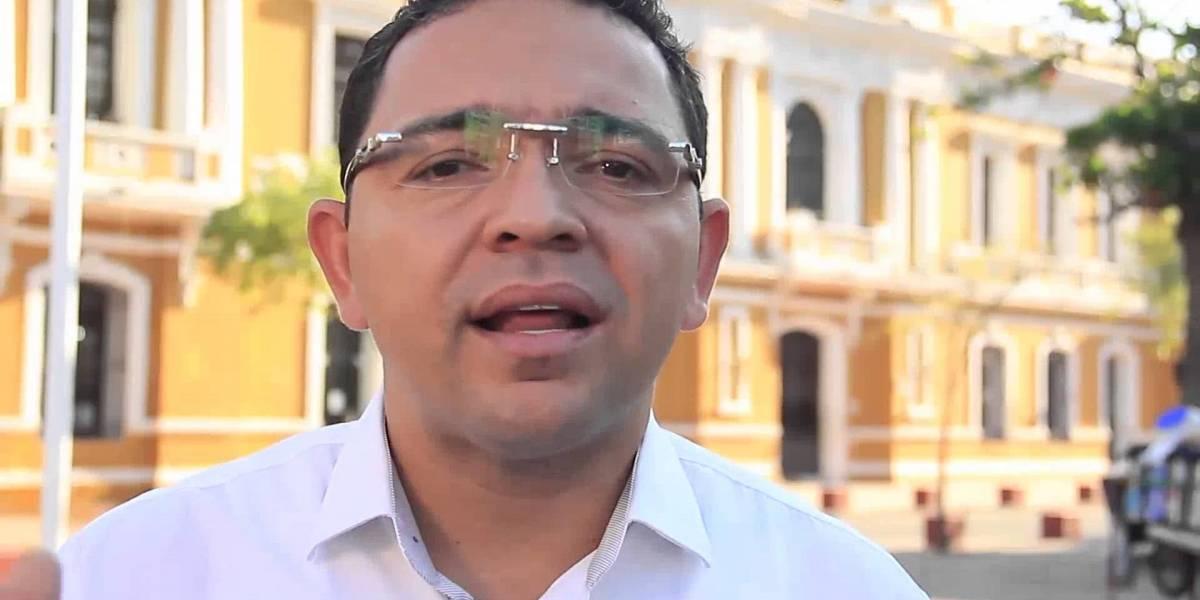 Alcalde de Santa Marta ahora también es youtuber