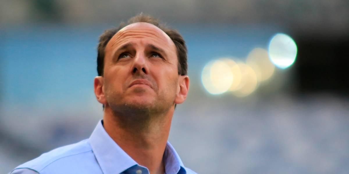 Ceni reprova declaração de Lucão: 'é sempre especial jogar pelo São Paulo'