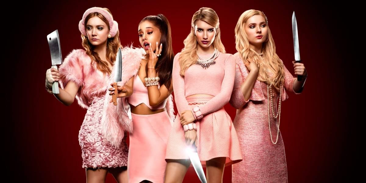 """¡No va más! Fox cancela la serie """"Scream Queens"""""""
