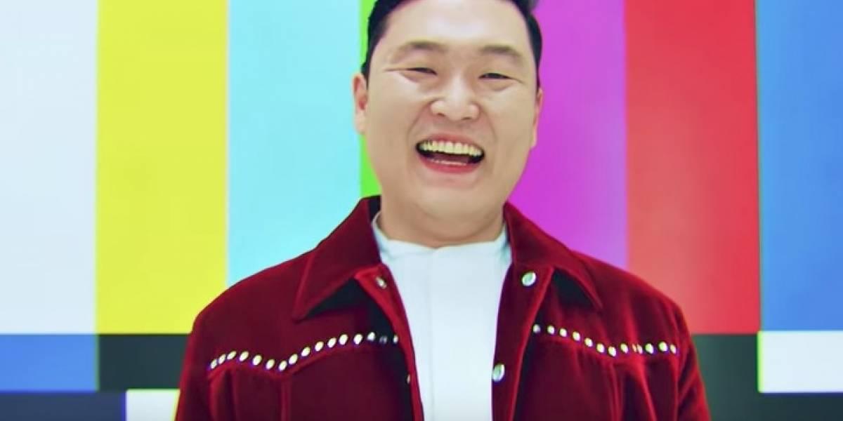 Creador del Gangnam Style estrena nuevos sencillos