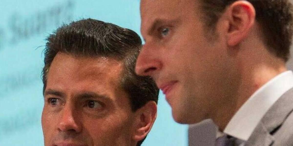 Elección de Macron como presidente es lo mejor para los intereses de México: Embajador