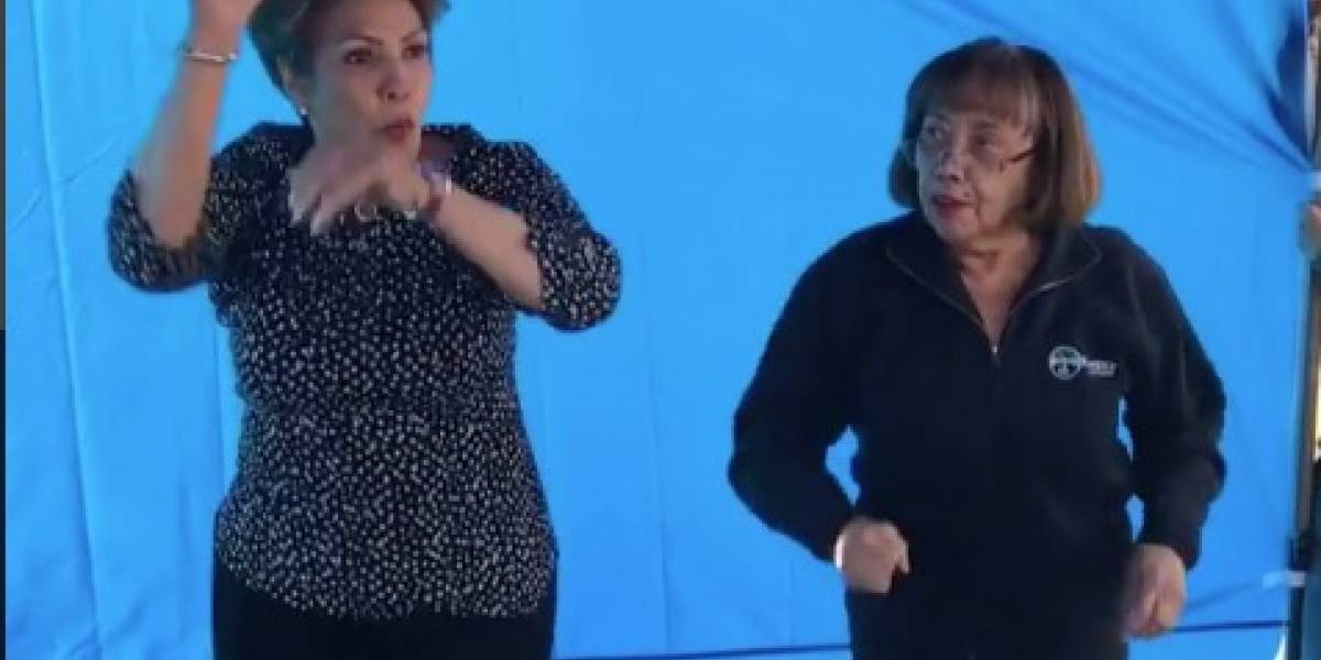 Madre de Jennifer López baila éxito de su hija