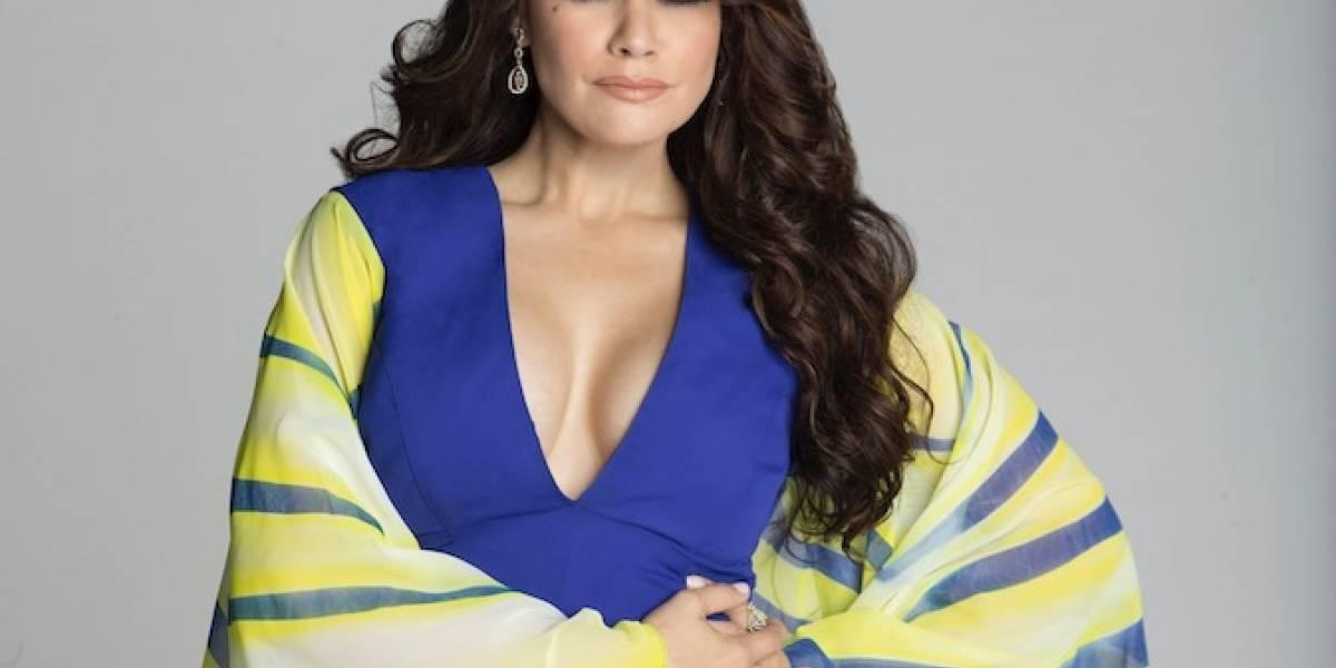 Angélica Celaya en la piel de Jenni Rivera