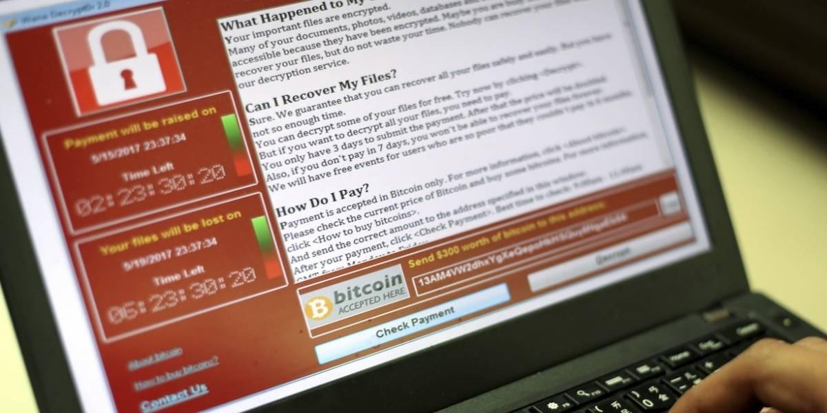 Responsables de ciberataque global han recaudado menos de 70 mil dólares