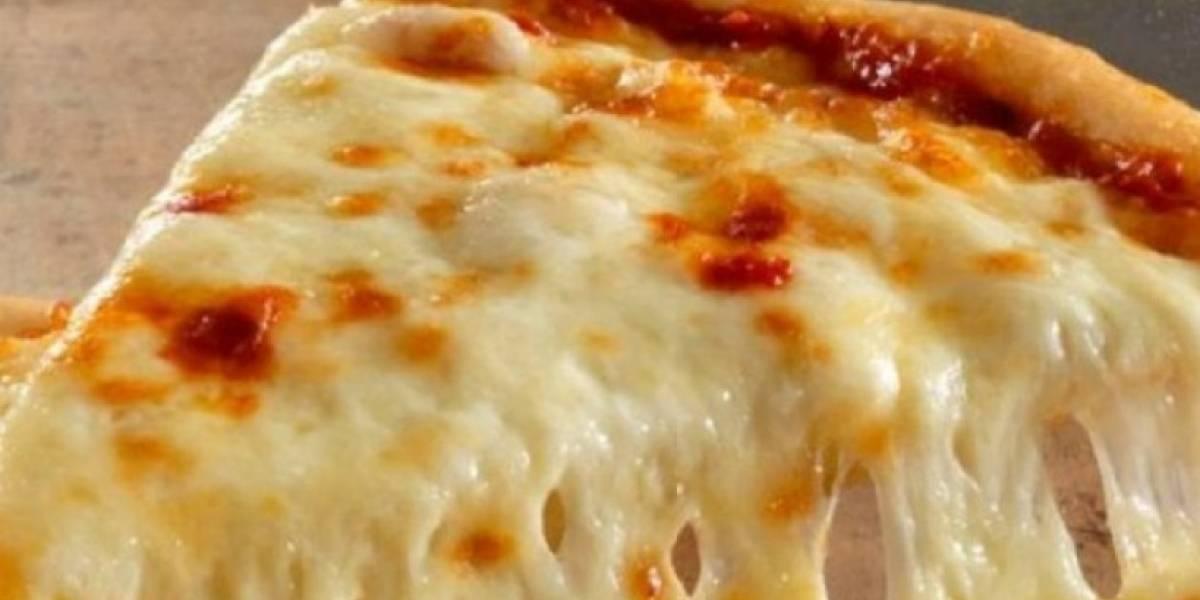 Entrega pizza en una rara dirección